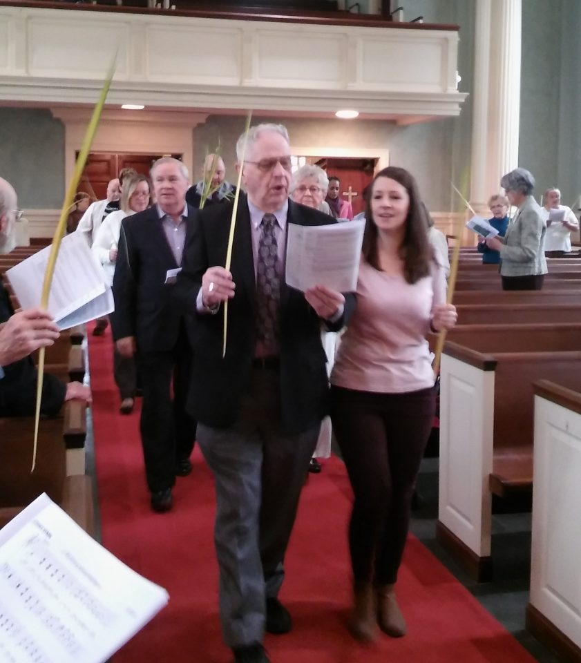 Processional for Palm Sunday
