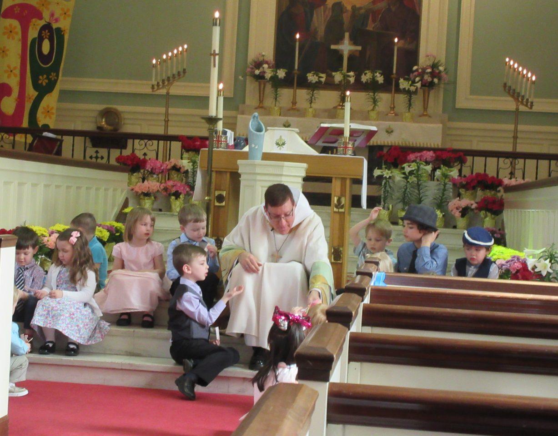 Easter 2018 Children's sermon